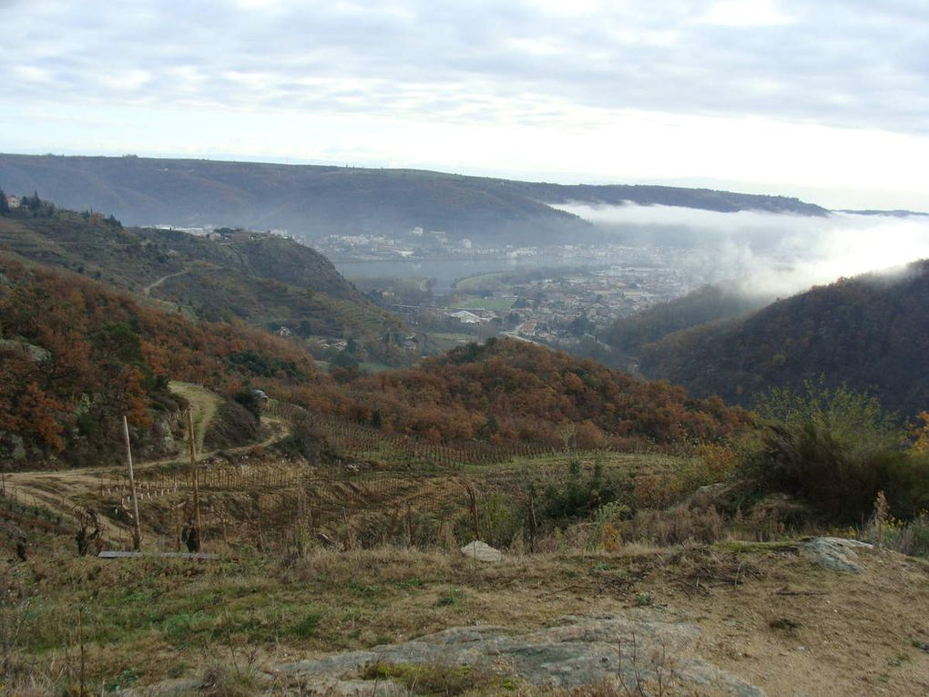 """Ma randonnée """"Les gorges d' Ay  Sarras"""