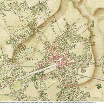 000 - 1 - L'histoire du patrimoine végétal d'Yvetot [1021-2021] Présentation du blog dédié au patrimoine végétal de la ville d'Yvetot