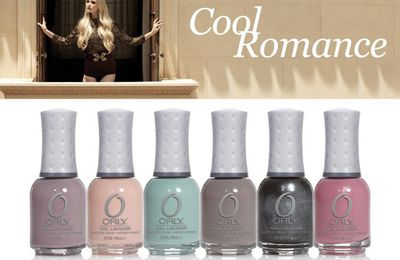 collections d'orly COOL ROMANCE