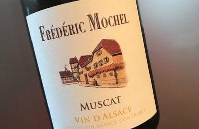 Alsace muscat 2017 Frédéric Mochel