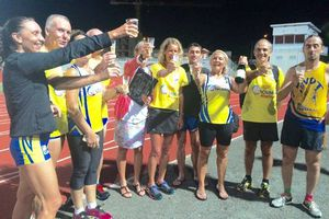 Quatre titres de champions de 10000 m dans l'escarcelle de l' ASPTT!