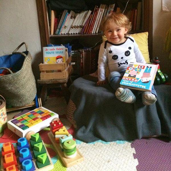 Et si a Noel on n'offrait pas que des jouets, les livres c'est bien aussi