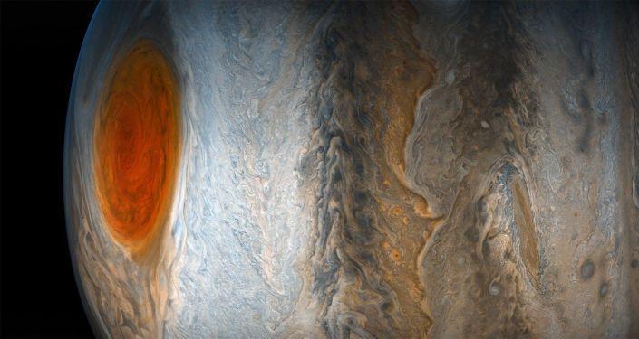 EAU SUR JUPITER: LA NASA CONFIRME