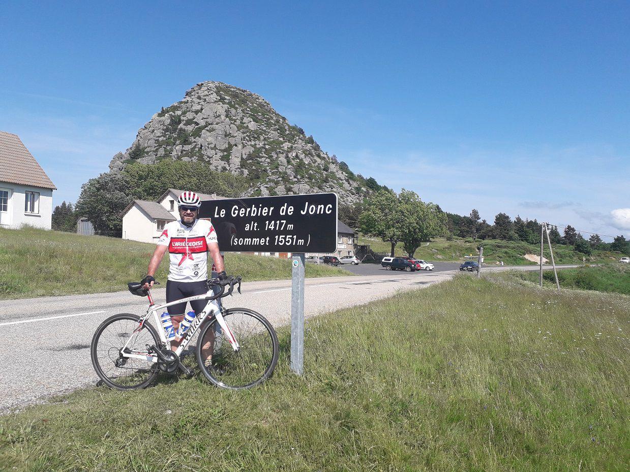 VENDEE –GARD 2021, Etape 8 : Le Lignon / Les Monts d'Ardèche