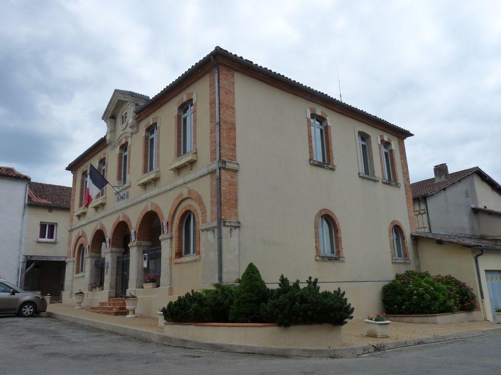 CASTELNAU  D'AUZAN