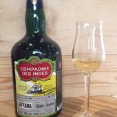 Compagnie des Indes - Guyana 9Y Diamond Still Single Cask - Passion du Whisky