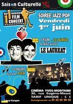Ce vendredi 1er juin au centre culturel Yves-Montand à Livry