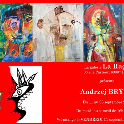 exposition Andrzej BRYCH