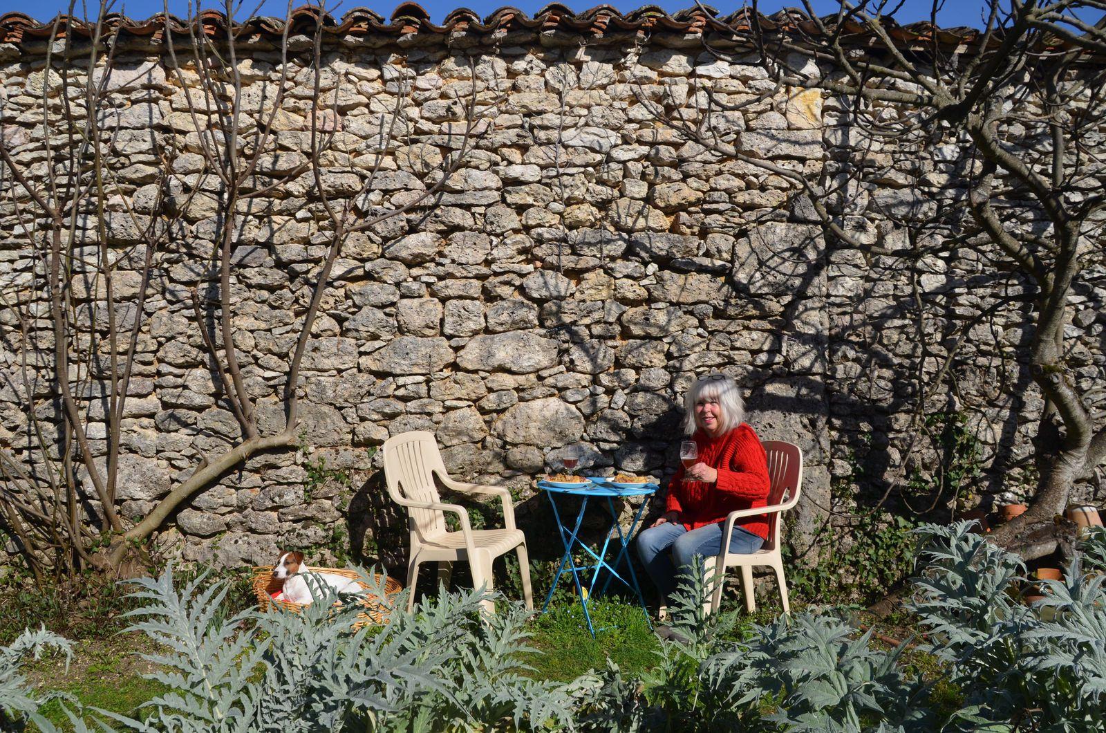 Atelier & jardin - travaux de printemps !