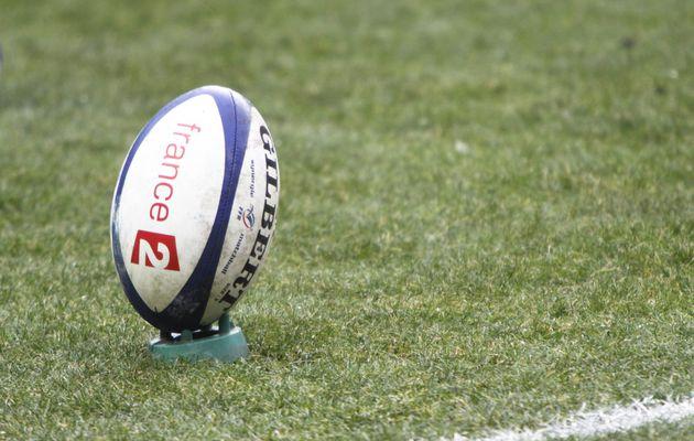 Audiences : Beau score pour le rugby samedi sur France 2