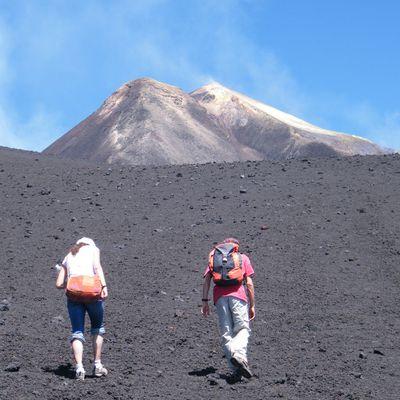 Rendez-vous au sommet de l'Etna
