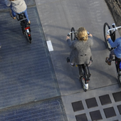 Hollande : SolaRoad ou 14 000km de routes pour exploiter l'énergie solaire - OOKAWA Corp.