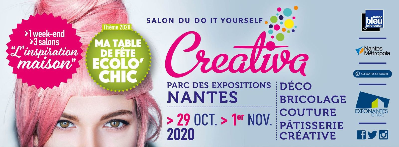 creativa nantes 2020 ateliers stampin up carter, mini album décoration de table boite