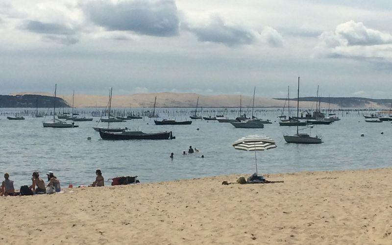 Une journée au Cap Ferret en famille