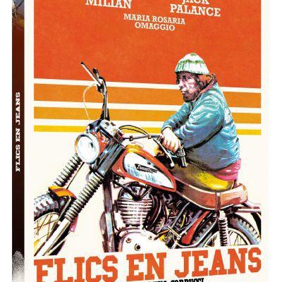 Flics en jeans - Squadra antiscippo