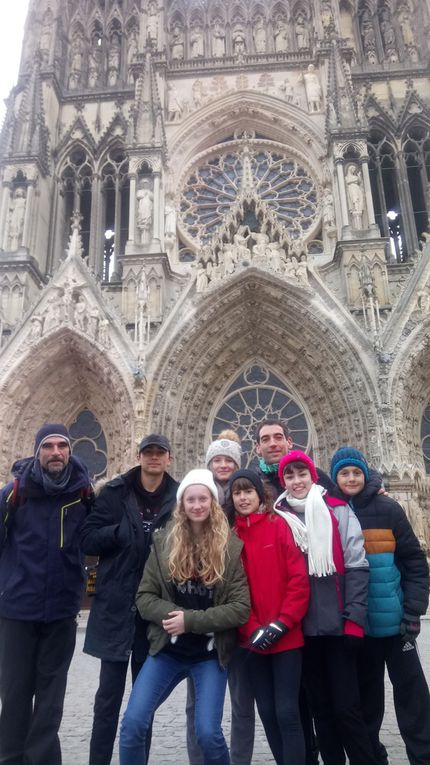 3 élèves au championnat de France de Cross à Reims