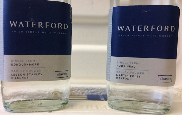 Waterford New Make - Olympus Barley