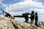 Rebels say US-made missiles turning tide against regime