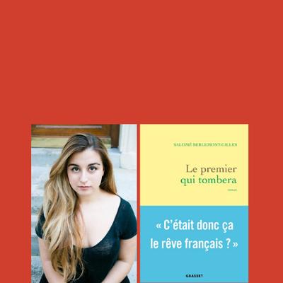 Salomé BERLEMONT-GILLES, lauréate de la 5ème édition du Prix Régine Deforges