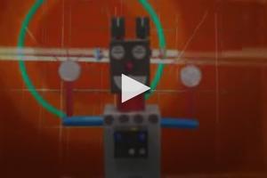 Le robot des CE2 de l'année 2006/2007