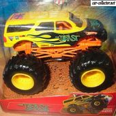 THE BEAST MONSTER JAM HOT WHEELS 1/64 - car-collector.net