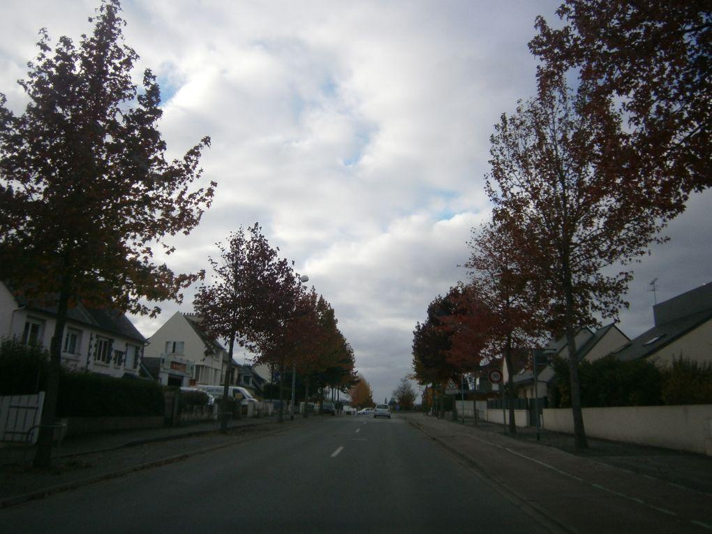 Un automne 2012 en Bretagne.