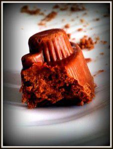 Tarta de chocolate y nocilla
