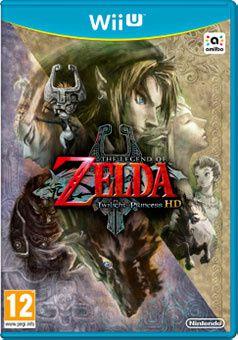 The Legend of Zelda : Twilight Princess HD #WIIU