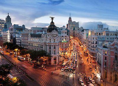 MADRID EN TAXI