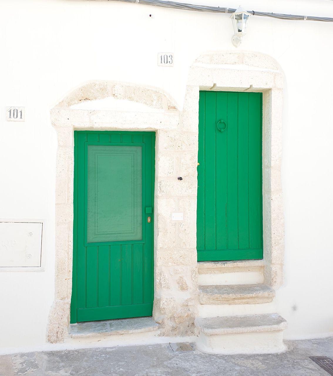 Un petit tour dans Les Pouilles 2 / Bari, Polignano a Mare, Ostuni