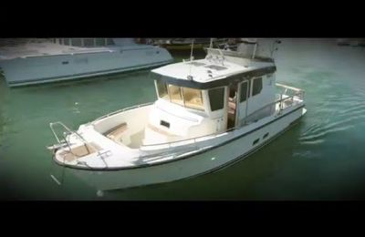 VIDEO - 2.16 Minutes of Happiness on Board of a Targa 32