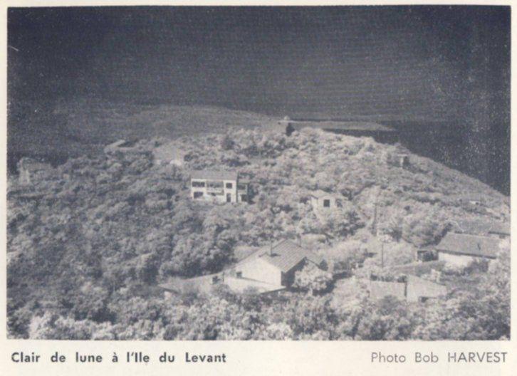 Clair de lune vers 1956
