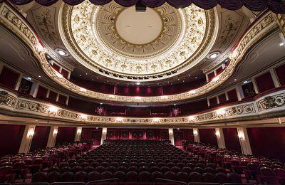 Réouverture du théâtre Marigny - 22 novembre 2018