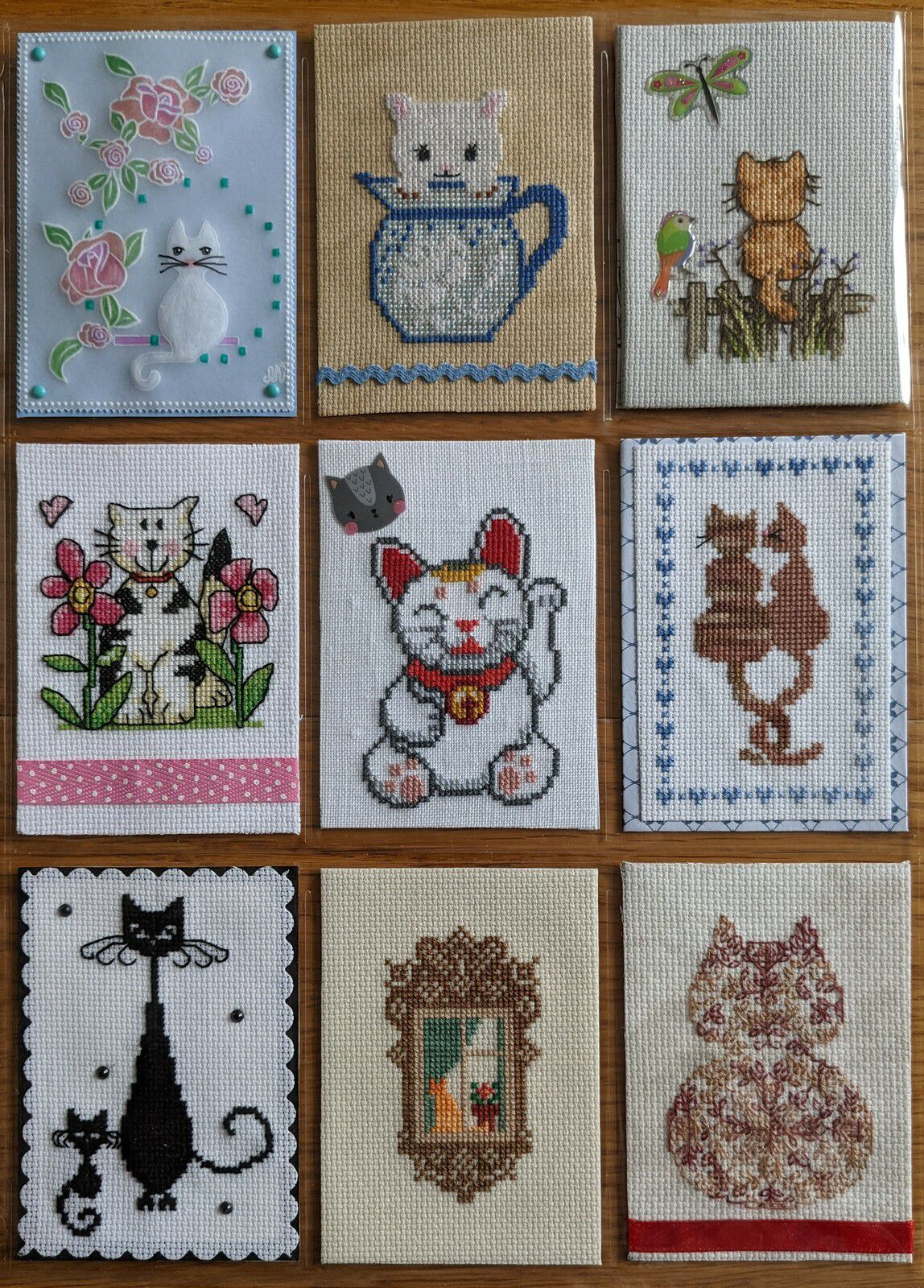 COLLECTION ATC CHATS2021
