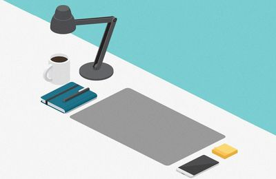Augmented Reality : Soon your desk will a  computer too - Ready for your Digital Desk ?