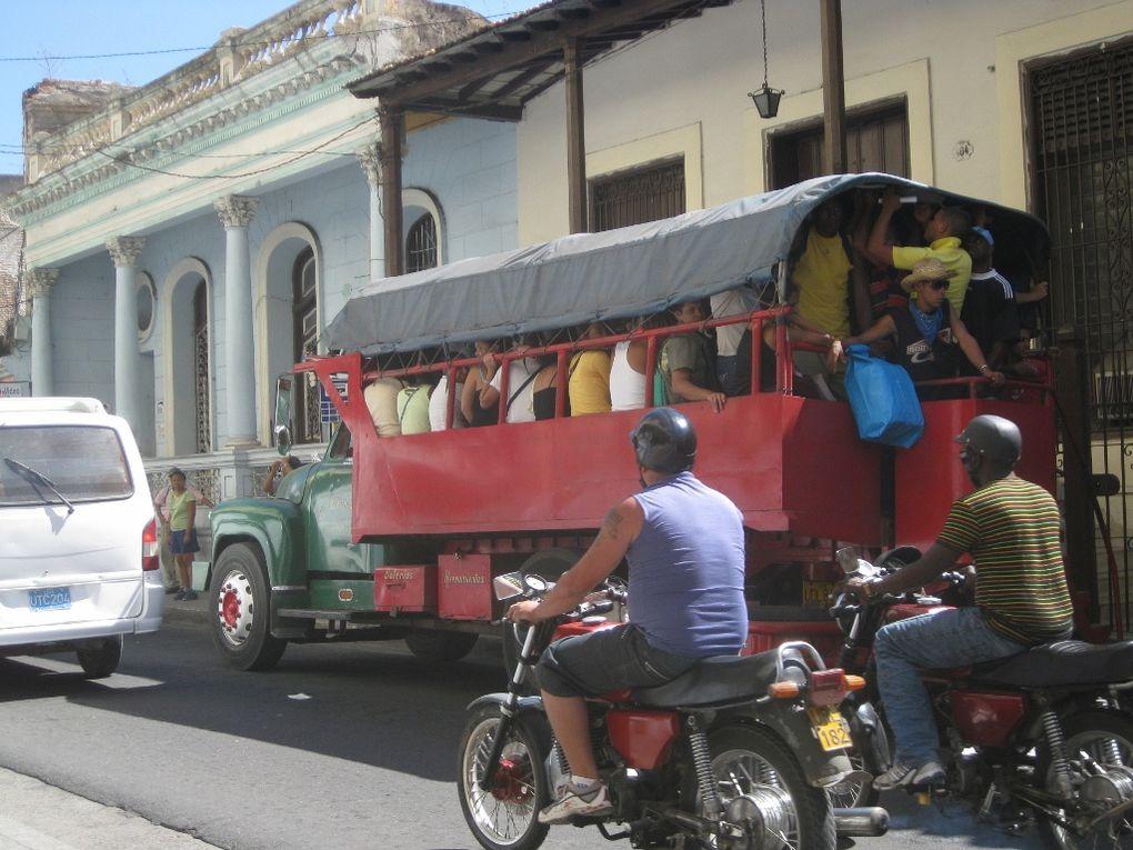 Quelques images de la vie a Cuba, un peu en dehors des photos des livres touristiques