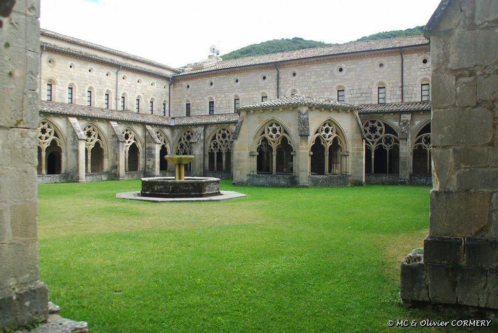 Monastère d'Irantzu, un des plus beaux de la région...