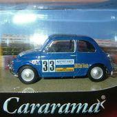 LES MODELES CARARAMA - car-collector.net