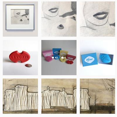 Follow Joseph K. Levene Fine Art, Ltd. on Instagram