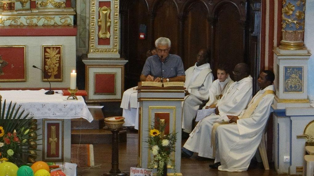 Journée Inter-Eglise 2019. Retour en vidéos et photos.
