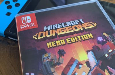 Minecraft Dungeons - Hero Edition - Nintendo Switch