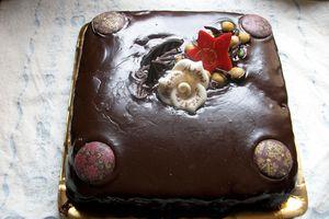 CAKE CHOCOLAT INTENSE