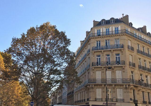 Avenue Marceau 16eme