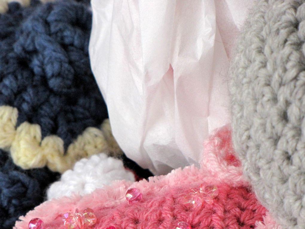 Album - crochet 2010