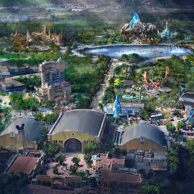 Disneyland Paris annonce un plan d'extension de 2 milliards d'euros