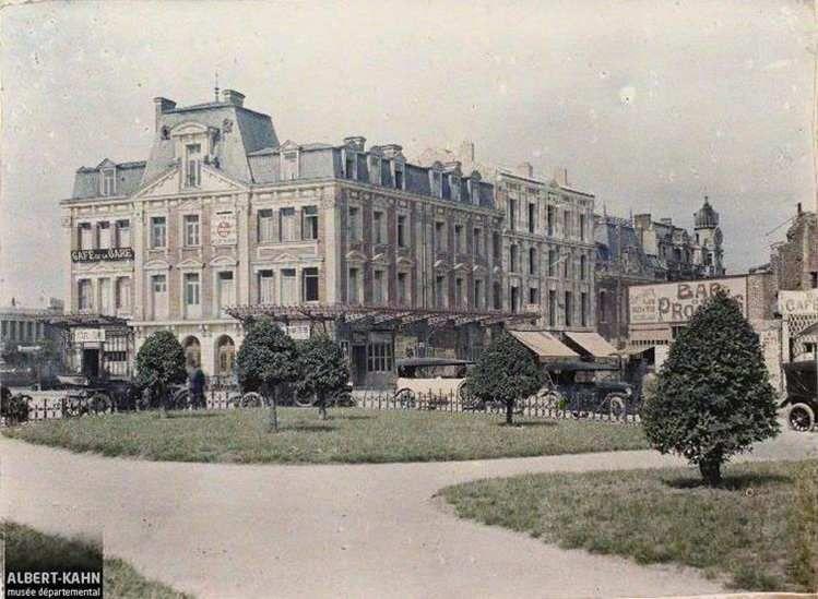 Collection Archives de la Planète - Musée Albert-Kahn/Département des Hauts-de-Seine, Frédéric Gadmer