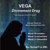 Vega : Divinement drag