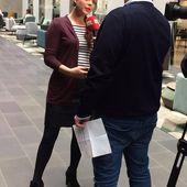 Sophie Rauszer interviewée au JT de RTL Luxembourg - France Insoumise - Benelux