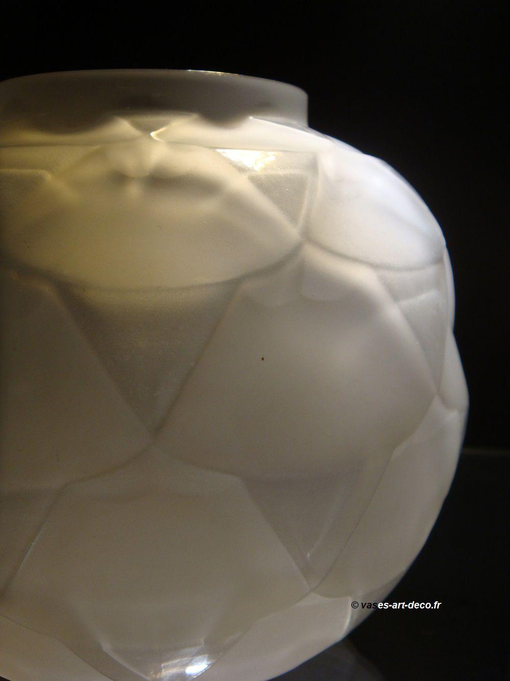 Vases Hunebelle - Houblon détail