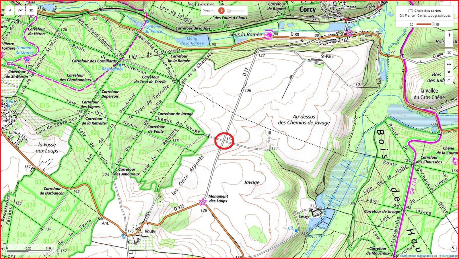 carrefour_Chemin de Javage_D17